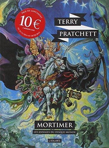 9782841726912: Les annales du Disque-Monde, Tome 4 : Mortimer