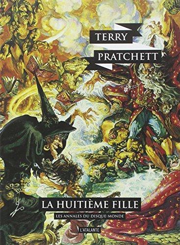 9782841726929: Les annales du Disque-Monde, Tome 3 : La Huitième Fille