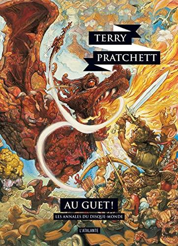 9782841727162: Les annales du Disque-Monde, Tome 8 : Au guet ! (La Dentelle du Cygne)