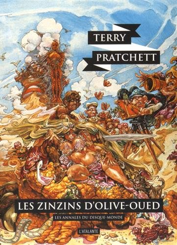 Les Zinzins d'Olive-Oued: Terry Pratchett