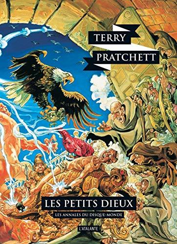 9782841727612: Les annales du Disque-Monde, Tome 13 : Les petits dieux