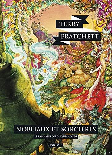 9782841727629: Les annales du Disque-Monde, Tome 14 : Nobliaux et sorcières