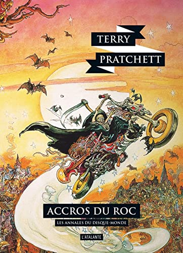 9782841727643: Les annales du Disque-Monde, Tome 16 : Accros du roc