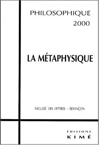 Revue Philosophique 2000: Collectif