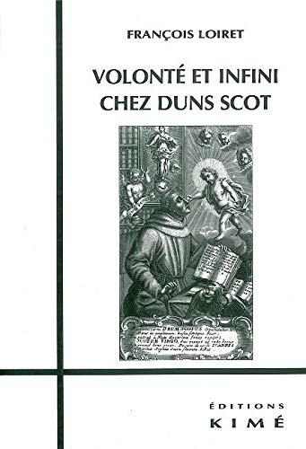 9782841742974: Volonté et infini chez Duns Scot