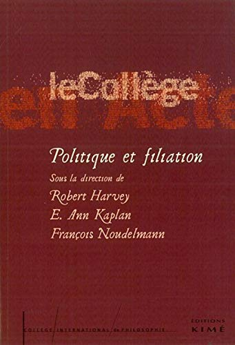 Politique et filiation (2841743446) by Harvey, Robert