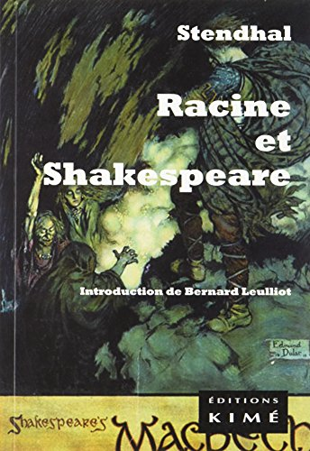 9782841743803: Racine et Shakespeare (French Edition)