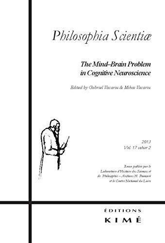 Philosophia Scientiae, v. 17, cahier 03: Collectif