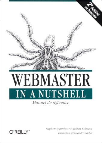 Webmaster in a nutshell: Manuel de référence (en français) (2841770877) by Robert Eckstein; Valerie Quercia