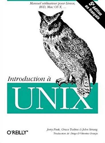 9782841772094: Introduction à Unix