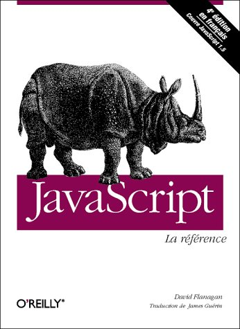 JavaScript (2841772128) by David Flanagan; James Guérin