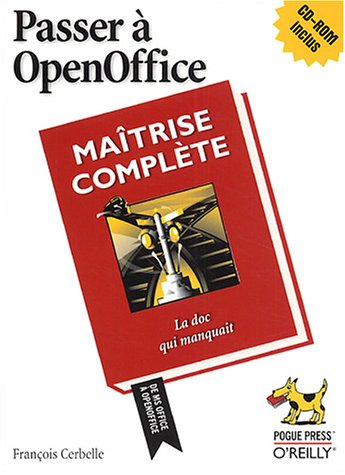 9782841772971: Passer à Open Office