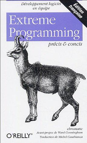 9782841773589: Extreme Programming