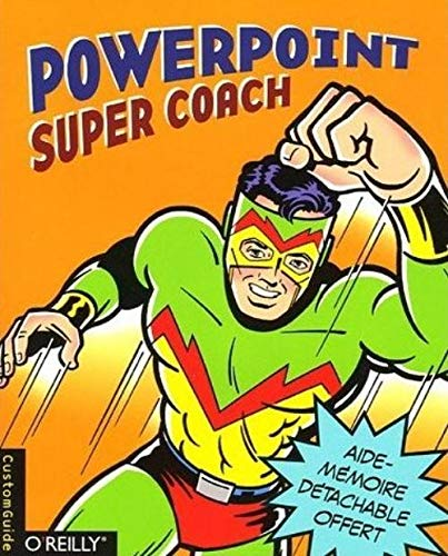 9782841773725: PowerPoint Super Coach (1Cédérom) (French Edition)