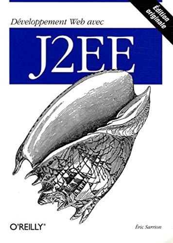 9782841773800: D�veloppement Web avec J2EE