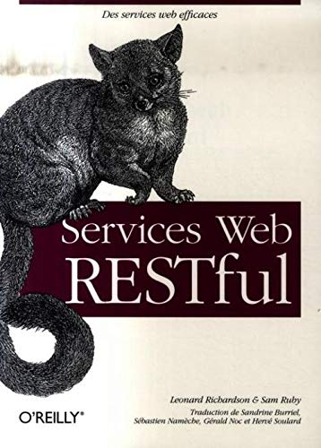 9782841774487: Servives Web RESTful