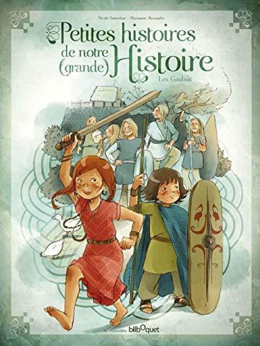 9782841813902: Petites histoires de notre (grande) Histoire : Tome 2, Les Gaulois