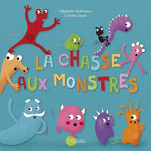 CHASSE AUX MONSTRES -LA-: GUERINEAU SAUDO
