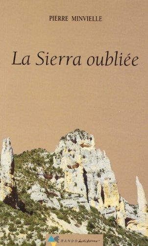 9782841820375: La Sierra oubliée