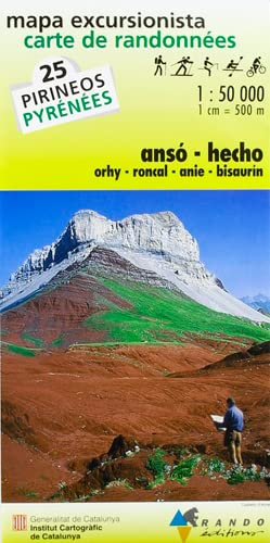 9782841821488: Anso/Hecho/Orhy/Roncal/