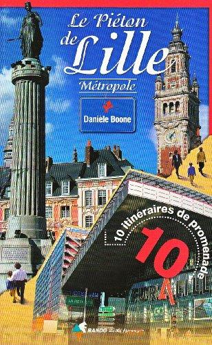 9782841822942: Le piéton de Lille