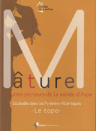 9782841824359: MATURE ET AUTRES SECTEURS DE LA VALLEE D'ASPE