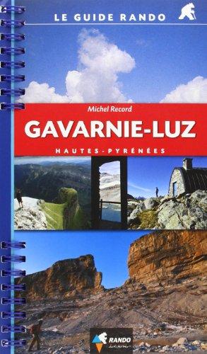9782841825233: GUIDE RANDO GAVARNIE-LUZ