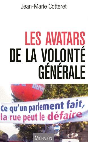 9782841865659: Les avatars de la volonté générale