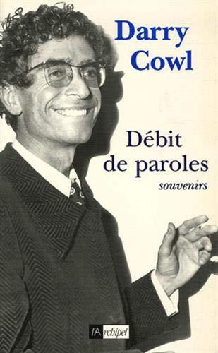 9782841870264: Debit de paroles: Souvenirs (French Edition)