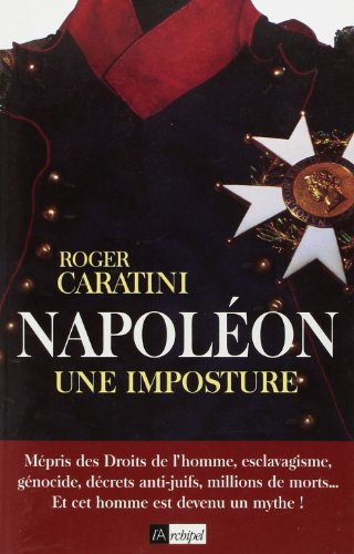 9782841873982: Napol�on, une imposture