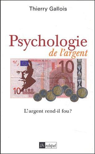 9782841875160: Psychologie de l'argent