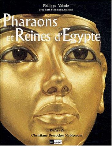 9782841875269: Pharaons et reines d'Egypte