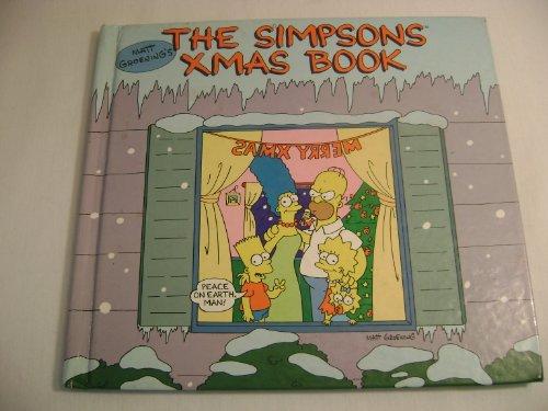 9782841890033: The Simpsons Xmas Book