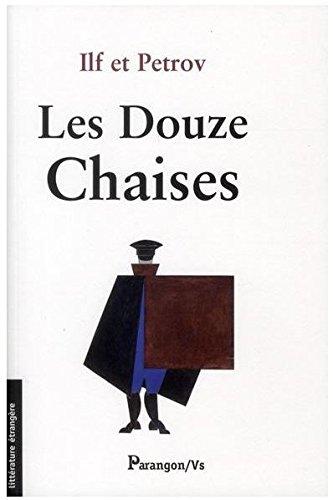 9782841901456: Les Douze Chaises