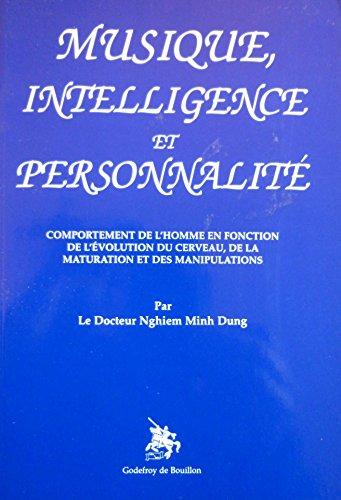 9782841910861: Musique, intelligence et personnalité
