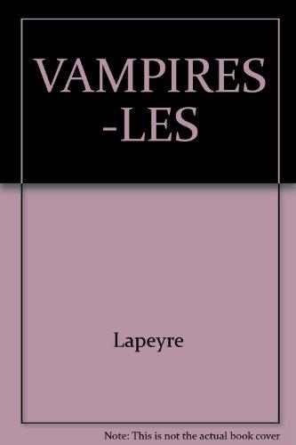 9782841930012: VAMPIRES -LES