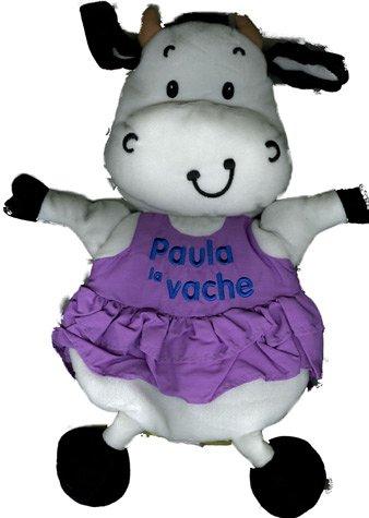 9782841962402: Paula la vache
