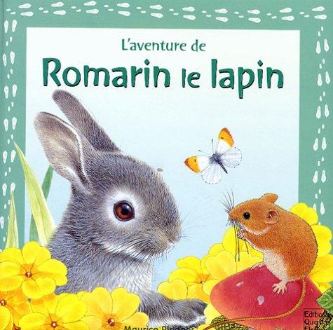 9782841964352: L'aventure de Romarin le lapin