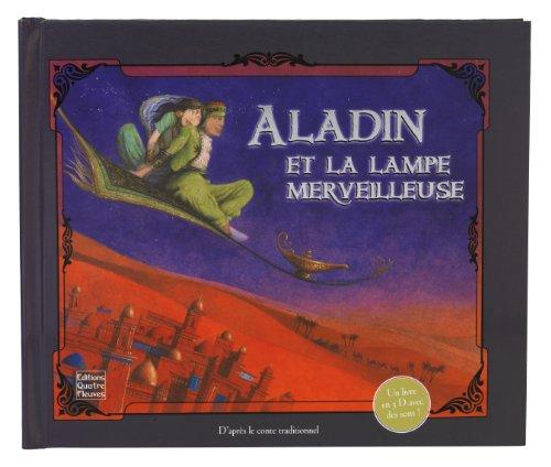 9782841968855: Aladin et la lampe merveileusse