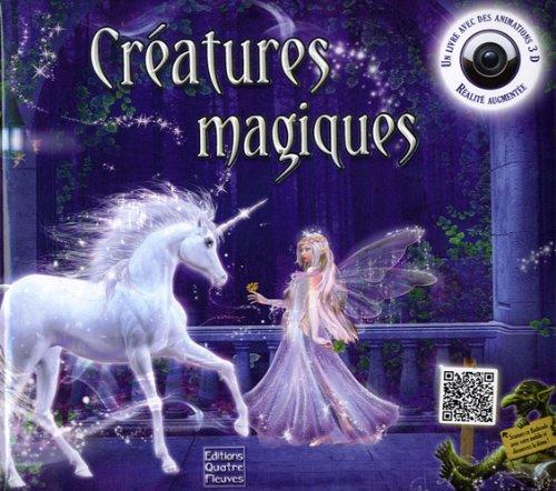 9782841969005: Créatures magiques (1Cédérom)