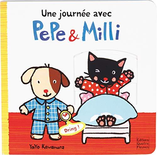 9782841969432: Une journée avec Pepe & Milli