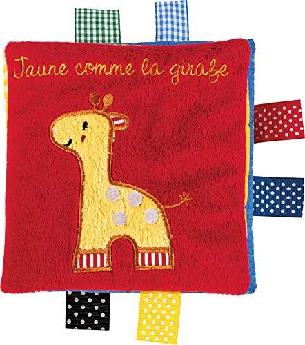 9782841969579: Jaune comme la girafe
