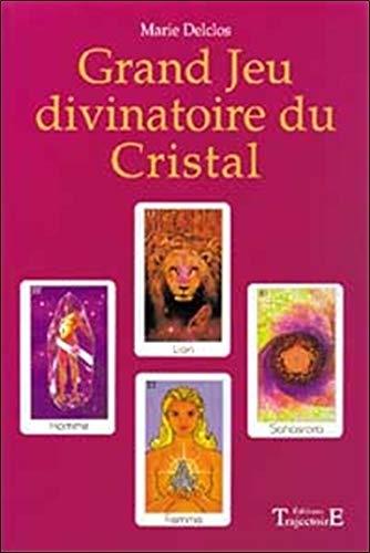 9782841971329: Le Grand jeu divinatoire du Cristal
