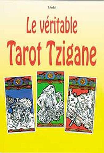 VERITABLE TAROT TZIGANE -LE-: TCHALAI