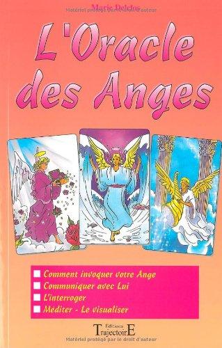ORACLE DES ANGES -L- NED: DELCLOS MARIE