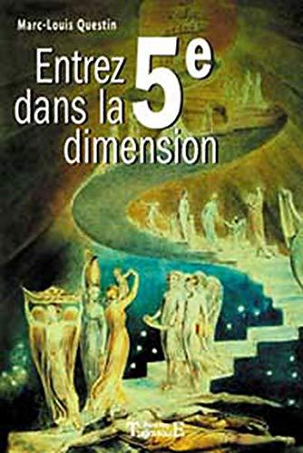 9782841973545: La cinqui�me dimension