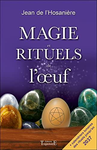 9782841975075: Magie et rituels de l'oeuf