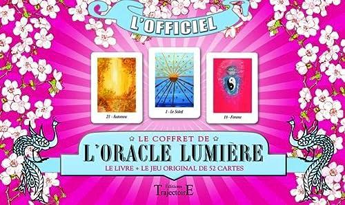 LE COFFRET DE L'ORACLE LUMIERE - LIVRE + JEU: JEAU PATRICK