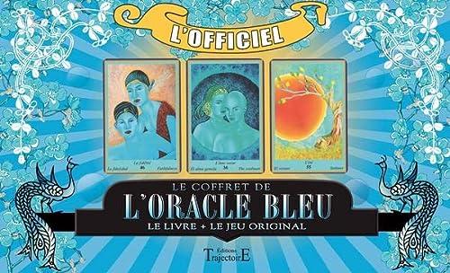 9782841976829: Le coffret de l'Oracle Bleu