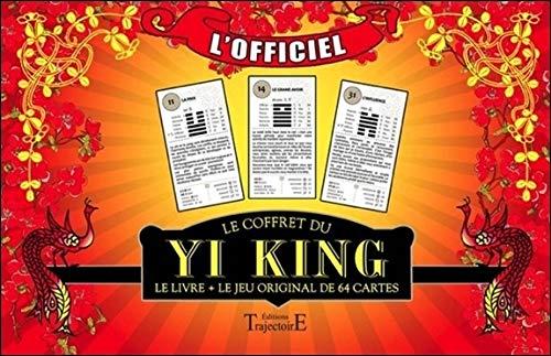COFFRET DU YI KING: MOURIER NATHALIE